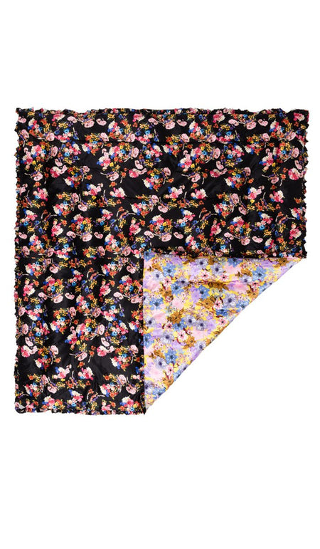 BORDER BLOSSOM REGULAR TABLE CLOTH