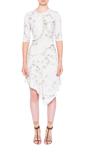 Border Blossom Penny Dress