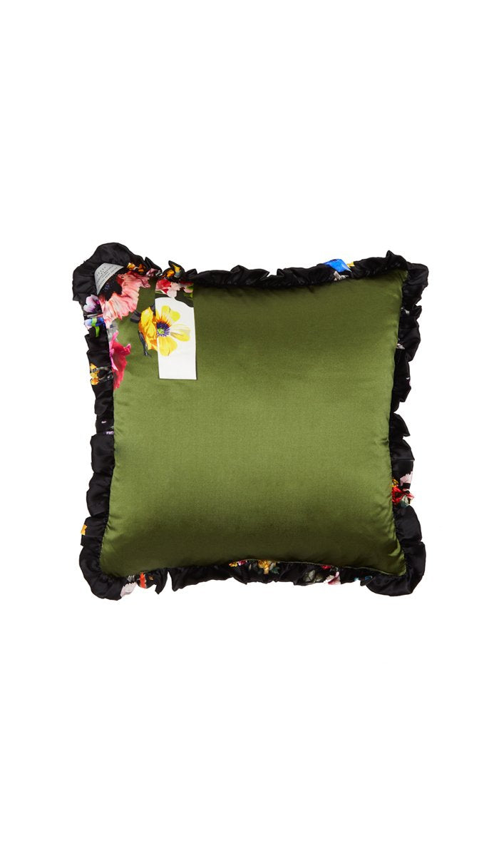 KHAKI SKETCHBOOK CUSHION