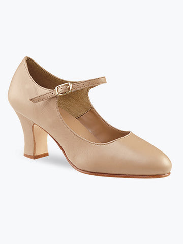 Manhattan Character Shoe ADULT CARAMEL OR BLACK