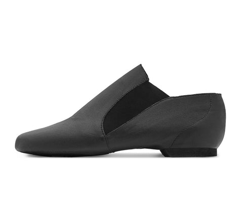 "Bloch ""Dance now"" Girls Leather Jazz Bootie"