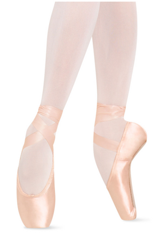 Bloch Bmorph Pointe Shoe
