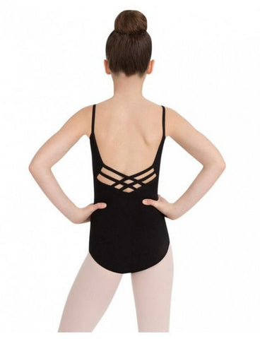 Capezio V-neck Camisole Leotard- CHILD