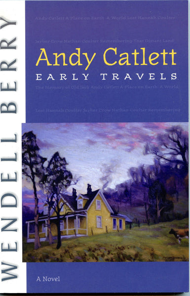 Andy Catlett Early Travels