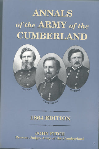 Annals of the Army of the Cumberlands