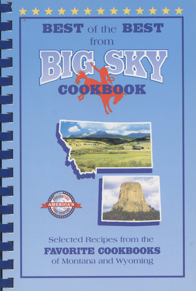 Big Sky Cookbook