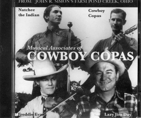 Musical Associates of Cowboy Copas