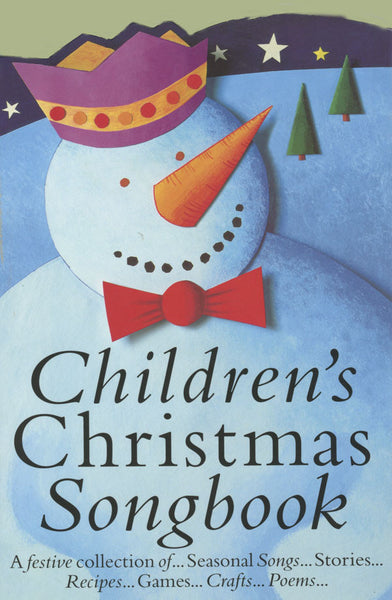 Childrens Christmas Songbooks