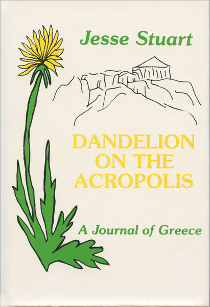 Dandelion on the Acropolis