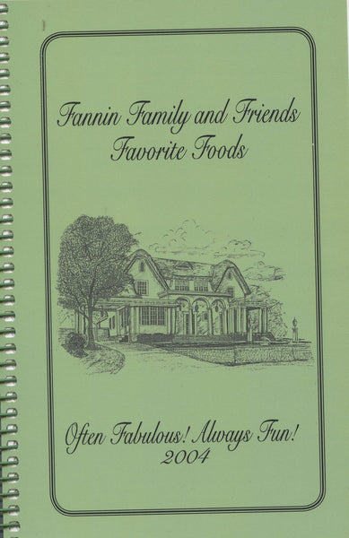 Fannin Family and Friends 2004