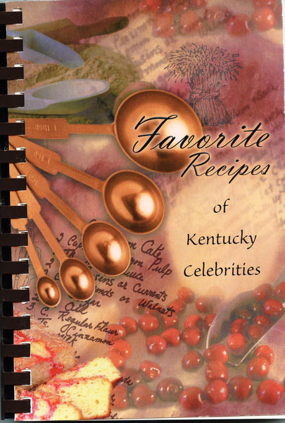 Favorite Recipes of Kentucky Celebrities