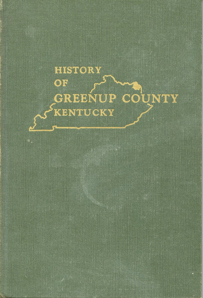 History of Greenup County Kentucky