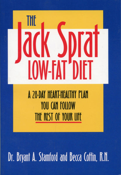 Jack Sprat Low-Fat Diet