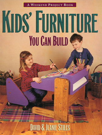 Kid's Furniture You Can Build