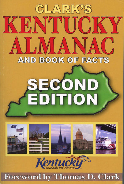Kentucky Almanac 2nd Edition