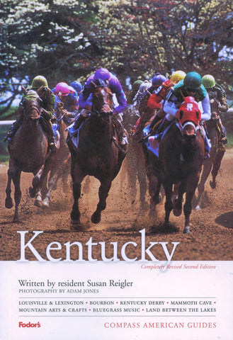 Kentucky Compass American Guide 2nd Edition