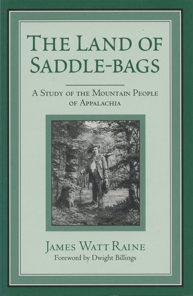 The Land of Saddle-Bags