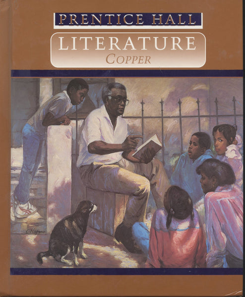 Prentice Hall Literature Copper