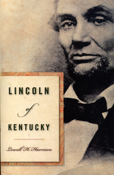 Lincoln Of Kentucky The Jesse Stuart Foundation border=