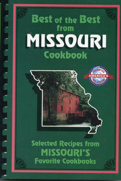 Missouri Cookbook