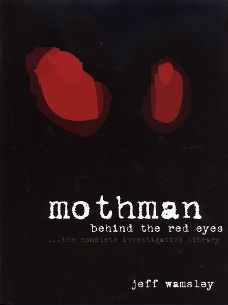 Mothman Behind the Red Eyes