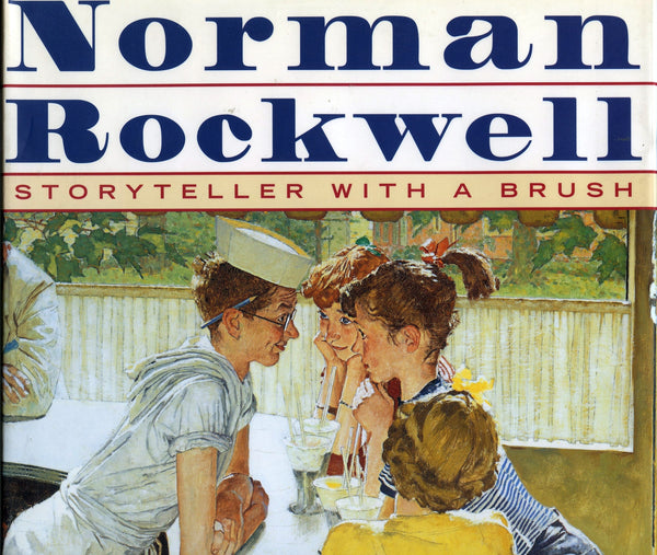 Norman Rockwell Storyteller with a Brush