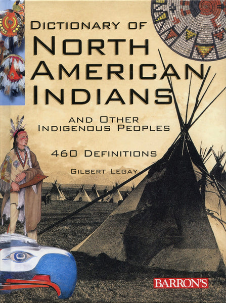 Dictionary of North American Indians