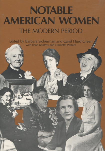 Notable American Woman: The Modern Period