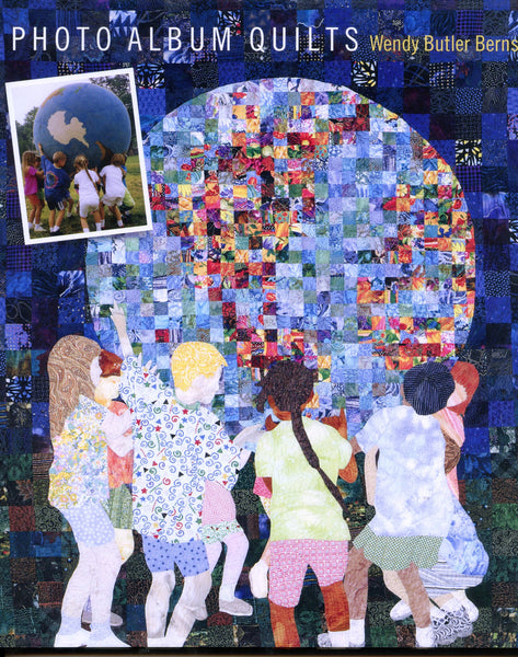 Photo Album Quilts