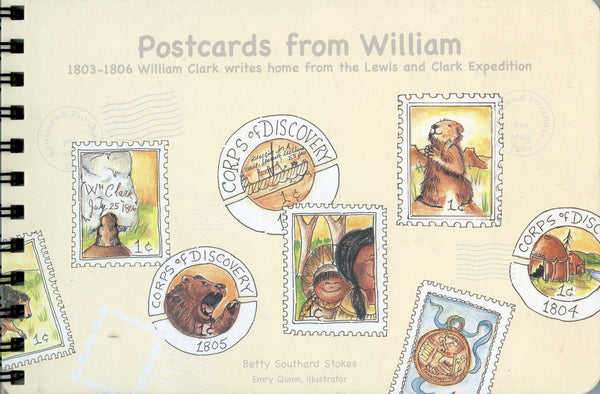 Postcards from William 1803-1806