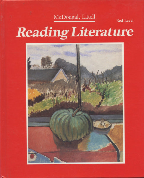 Reading Literature Red Level