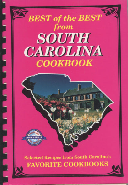 South Carolina Cookbook