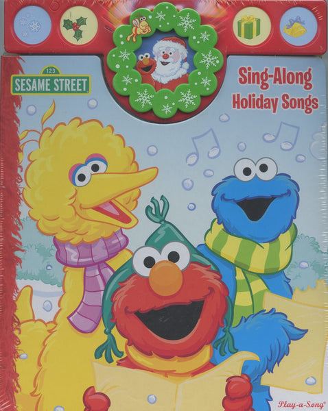 Sesame Street Sing-Along Holiday Songs