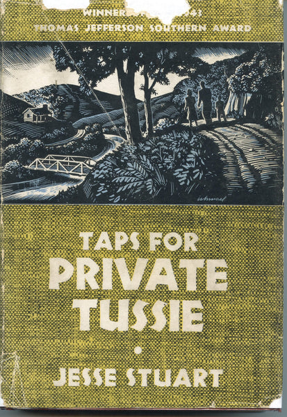 Taps for Private Tussie-1