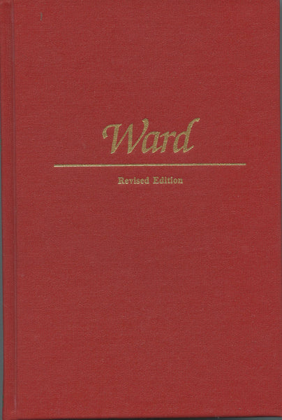 Ward Genealogical Record Revised Edition