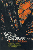 World of Jesse Stuart Selected Poems-1