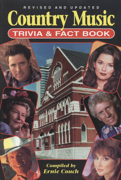 Country Music Trivia & Fact Book