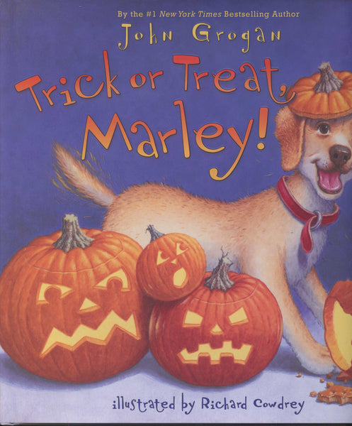 Trick or Treat Marley!