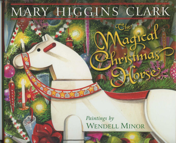 Magical Christmas Horse