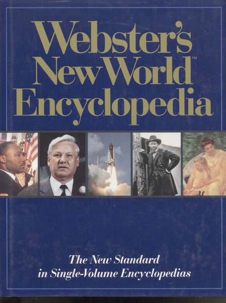 Websters New World Encyclopedia