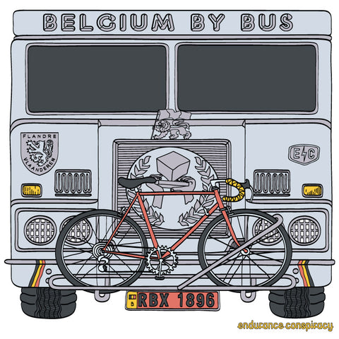 Belgium by Bus - Endurance Conspiracy