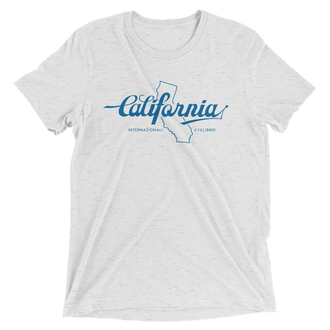 California in White