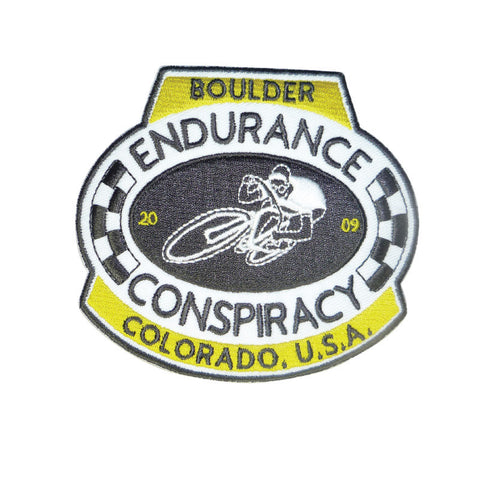 EC Checkered Flag Patch