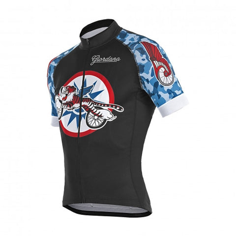 EC x Giordana Bike Club Scatto Jersey - Endurance Conspiracy