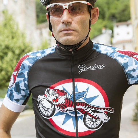 EC x Giordana Bike Club Scatto Jersey