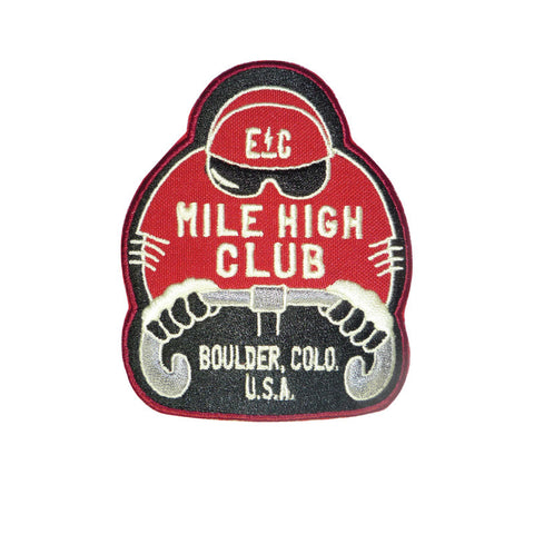 EC Mile High Club Patch