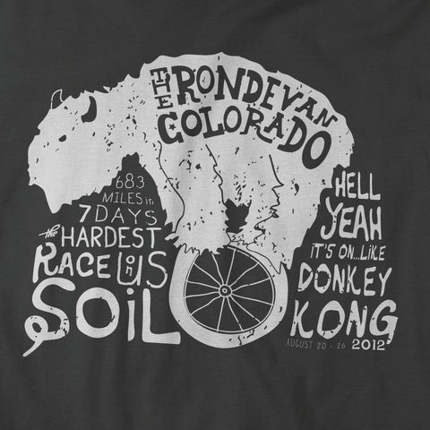 Ronde van Colorado - Charcoal