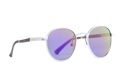 Proof - Sundance Aluminum Silver Purple Mirrored