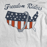 EC Freedom Riders USA in RWB White
