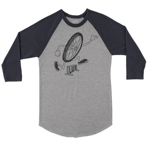 Cyclocross World Champs Running Wheel Raglan